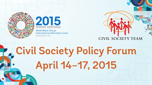 civil society policy forum logo